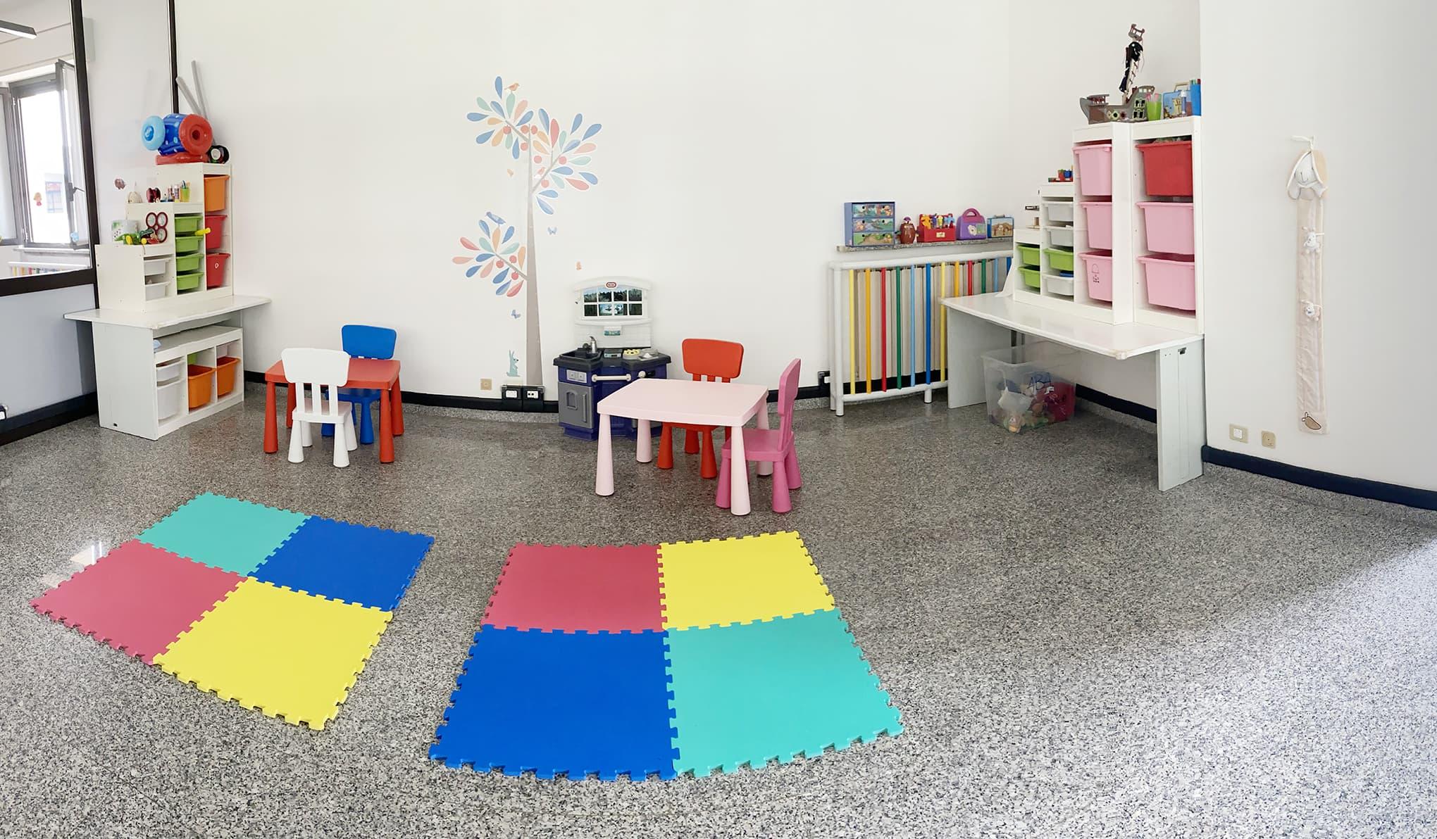 aula centro per l'autismo